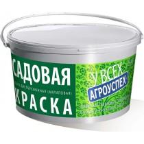 Краска для садовых деревьев АГРОУСПЕХ 1,5кг