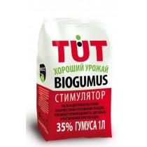 Биогумус TUT хороший урожай 1л гранулы ЭКОСС-35